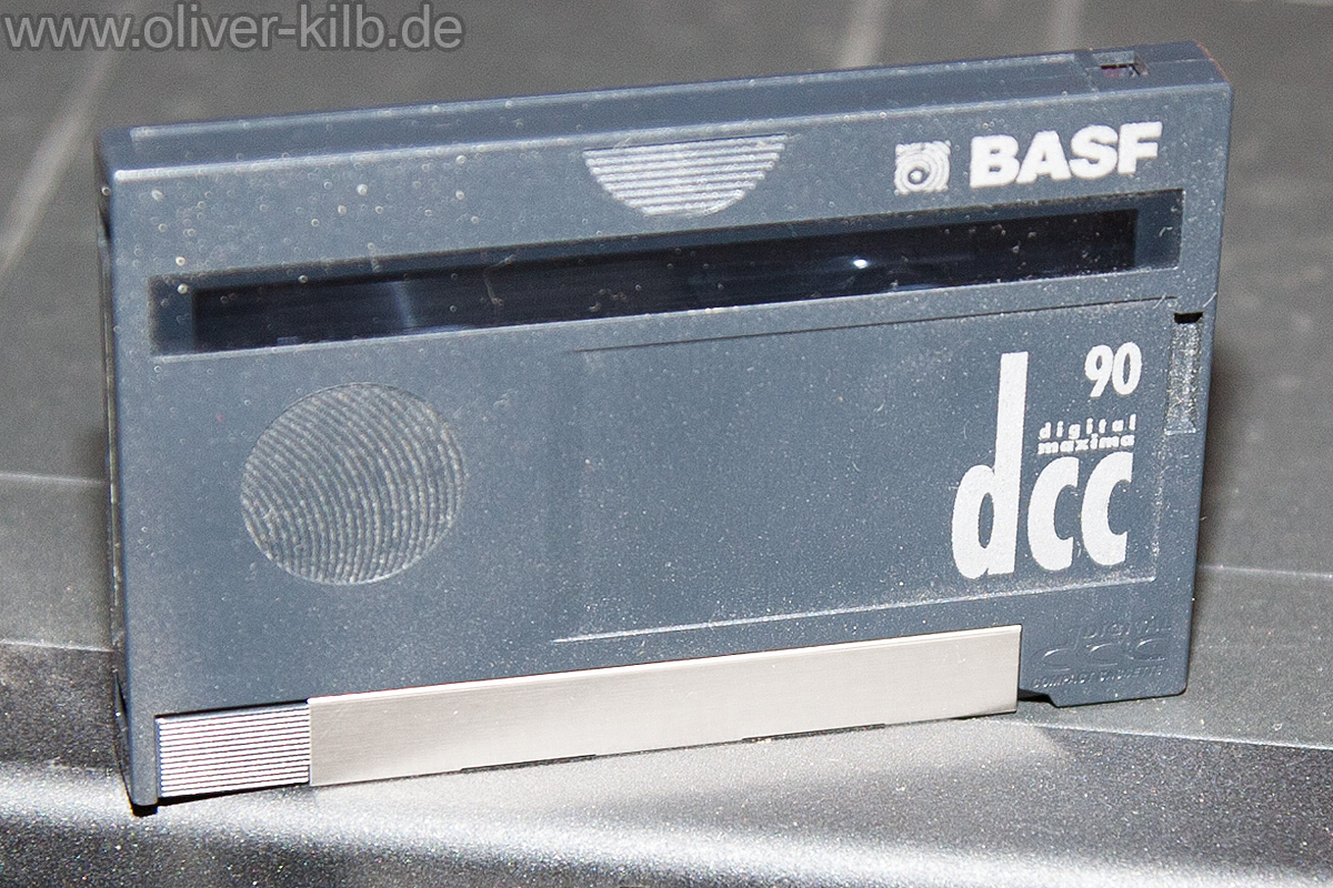 philips dcc die digitale compact cassette eine teure. Black Bedroom Furniture Sets. Home Design Ideas